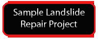 sample landslide repair job
